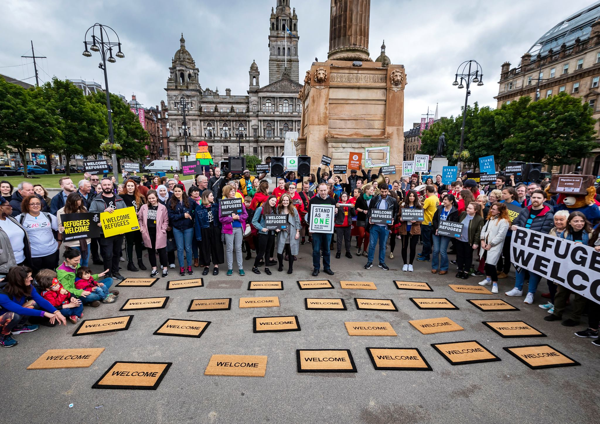 33 Days to get your submissions in for Refugee Festival Scotland 2019!