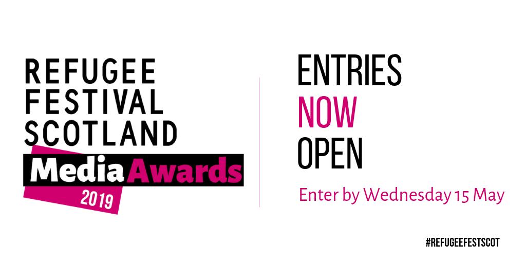 Media Awards entries open image