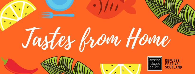 Food venues across Glasgow to raise funds for refugees in June!