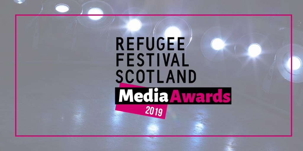 Refugee Festival Scotland Media Awards