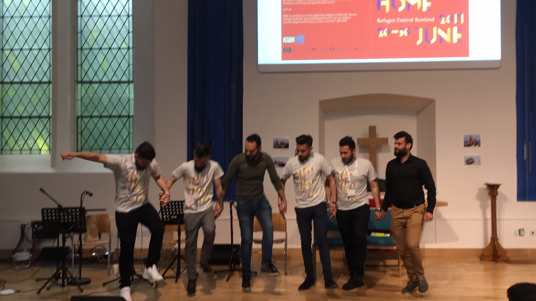 Refugee Festival Scotland: Dundee Launch Day!