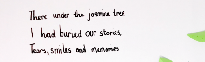 Under the Jasmine Tree