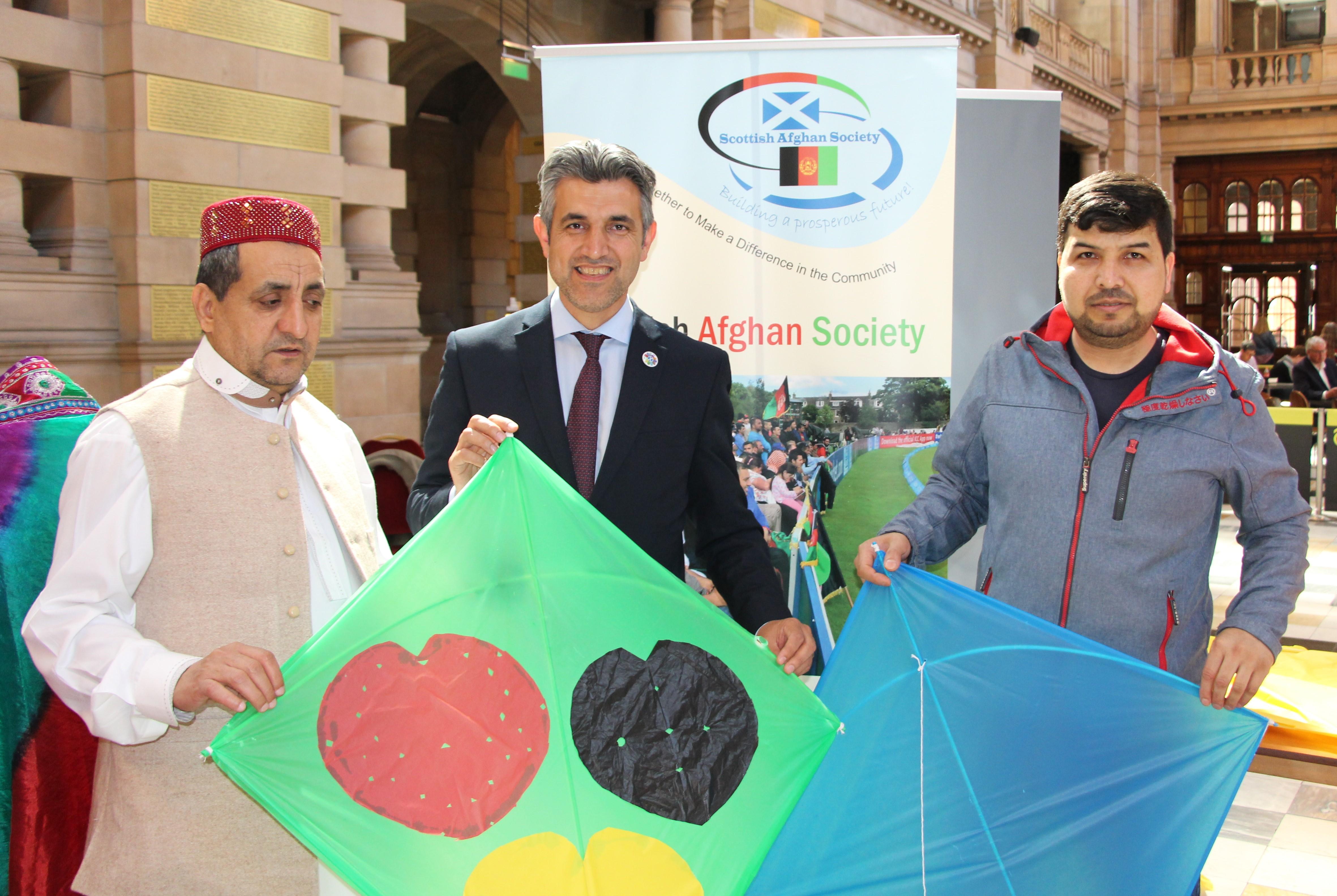 Community Storytelling Day with Scottish Afghan Society