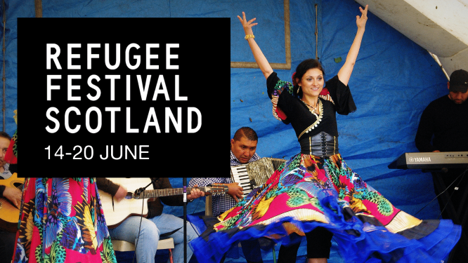 Refugee Festival Scotland is back!