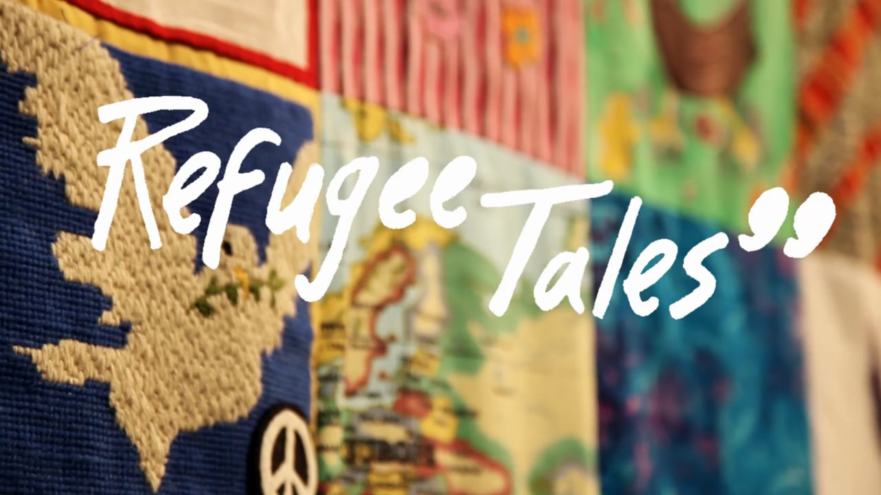 Let us tell you a story…about 5 #RefugeeFestScot literary events!